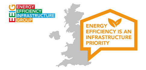 Energy Efficiency is an Infrastructure Priority - Infographic